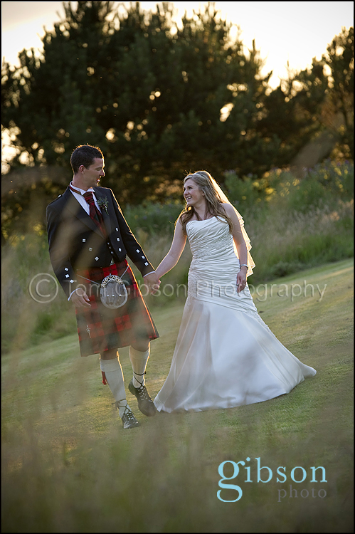 Jacqueline & Callum Gailes Hotel Wedding