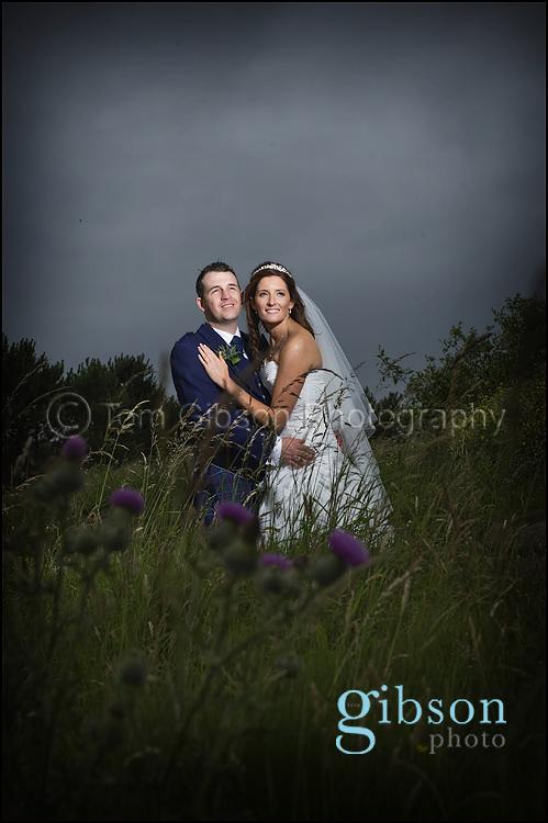 Erin & Mark Gailes Hotel Wedding Ayrshire
