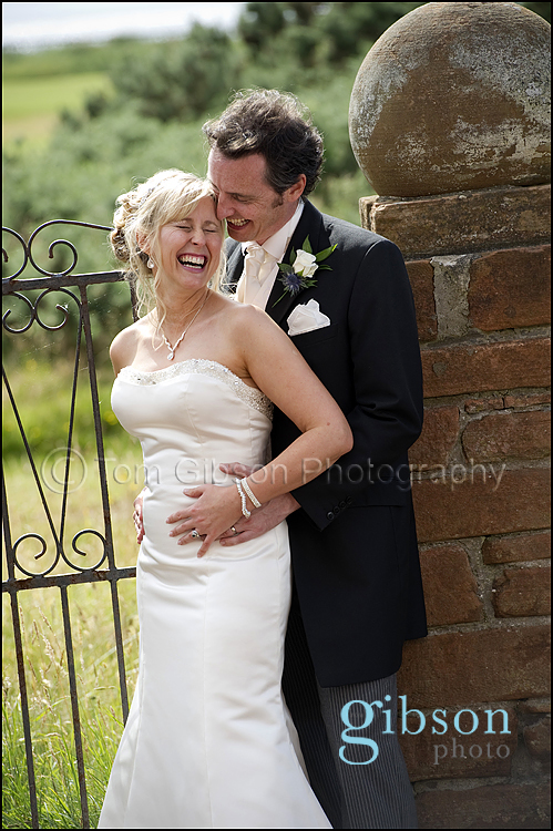 Wedding Photographer Marine Hotel Troon