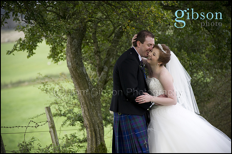 Fiona & Gary's Lochside House Hotel Wedding