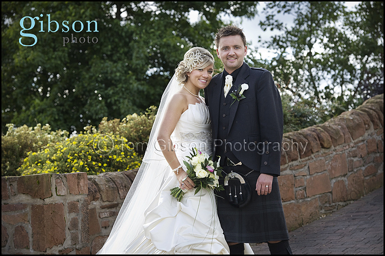 Leigh & Craig, Lochside House Hotel Wedding