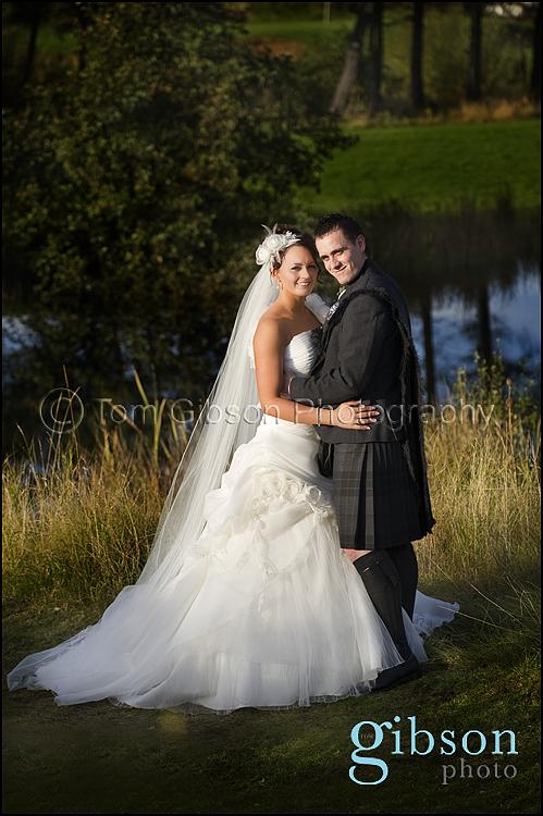 Wedding Photographers Gailes Hotel