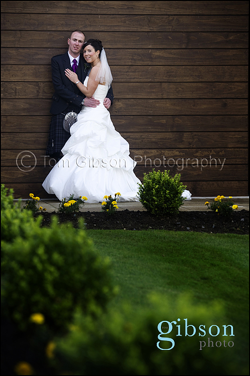 Sharon & Allan Lochside Wedding