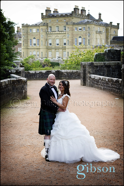 Tulay & Allistair's Culzean Castle Wedding