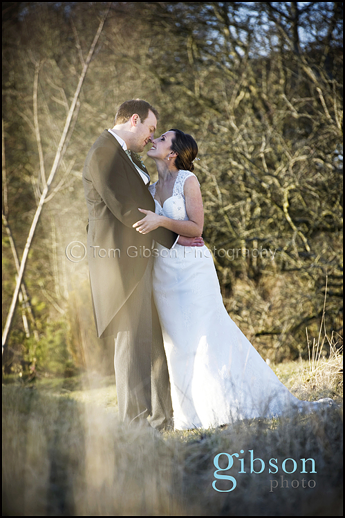 Lochside House Hotel Wedding Photograph Fiona and Tim taken by Ayrshire Photographer Tom Gibson