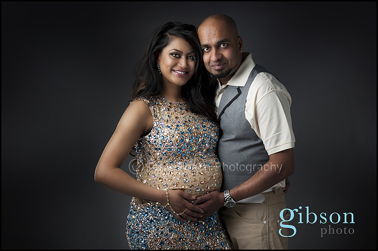 Glasgow Bump to Baby Photographer Beautiful Pregnancy Photograph