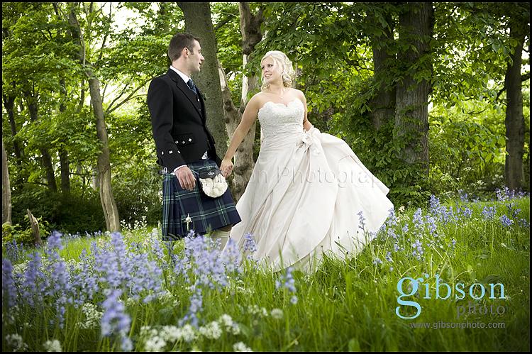 Piersland House Hotel Wedding Venue Wedding Photograph Bride and Groom