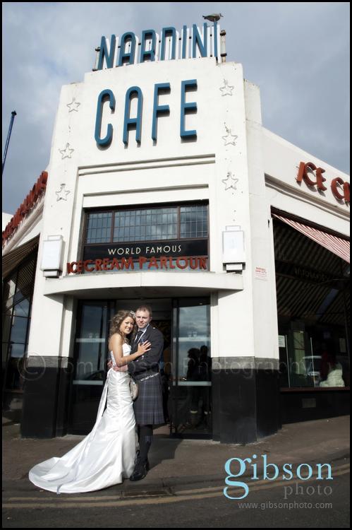 Wedding Photographer Largs Ayrshire