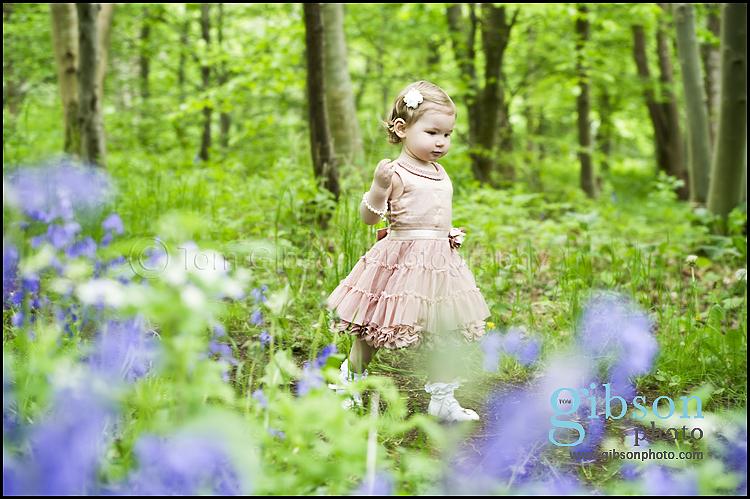 Ayrshire Portrait Photographer Baby Location Photograph