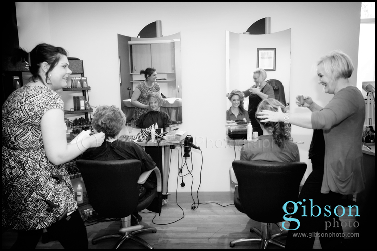 Turnberry Wedding Photographer getting ready photograph
