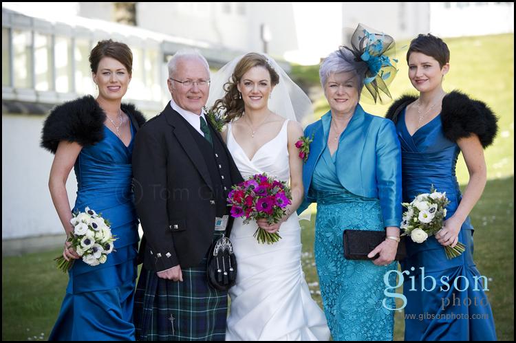 West of Scotland Wedding Venue Wedding Photograph