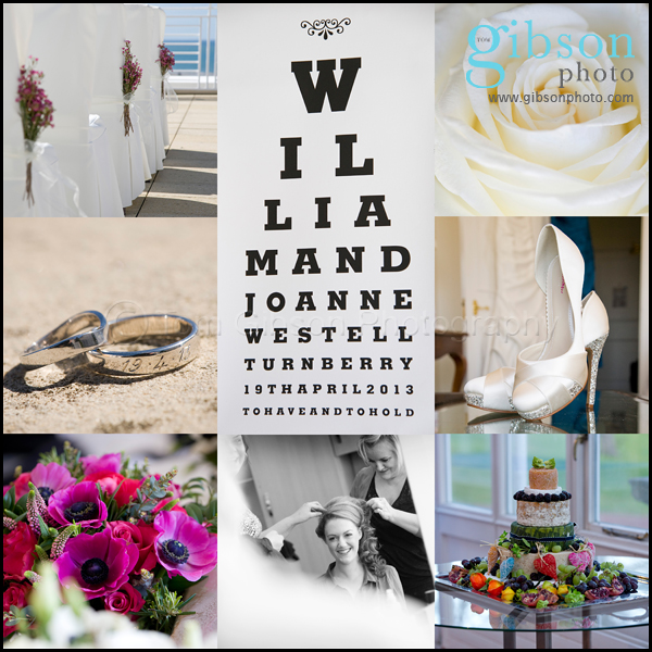 Turnberry Resort Wedding - Wedding Details Photographs