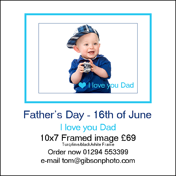 Fathersdayoffer Portrait Photography Offer