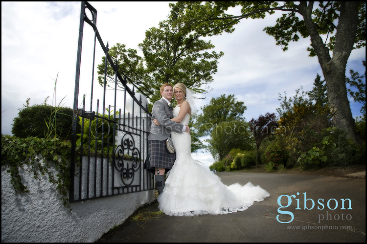 Highgrove Wedding Photographer Ayrshire