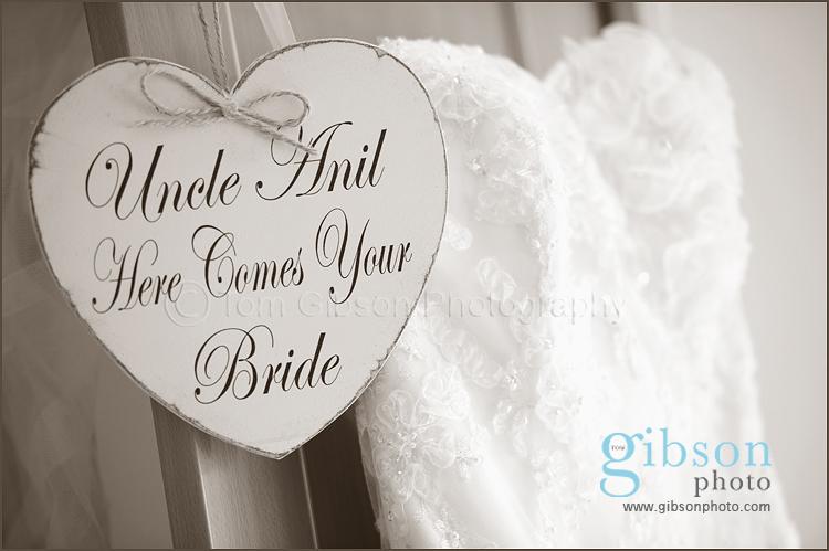 Gailes Hotel Wedding - fun, pretty detail photograph