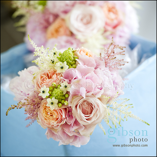 Beautiful wedding flowers Glasgow