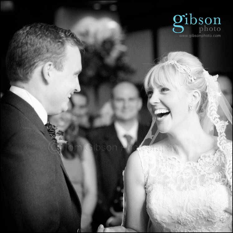 Wedding Brig O Doon wedding ceremony photographs