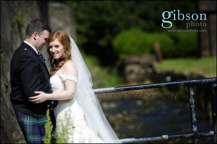 Wedding Seamill Hydro Bridal and Groom photograph