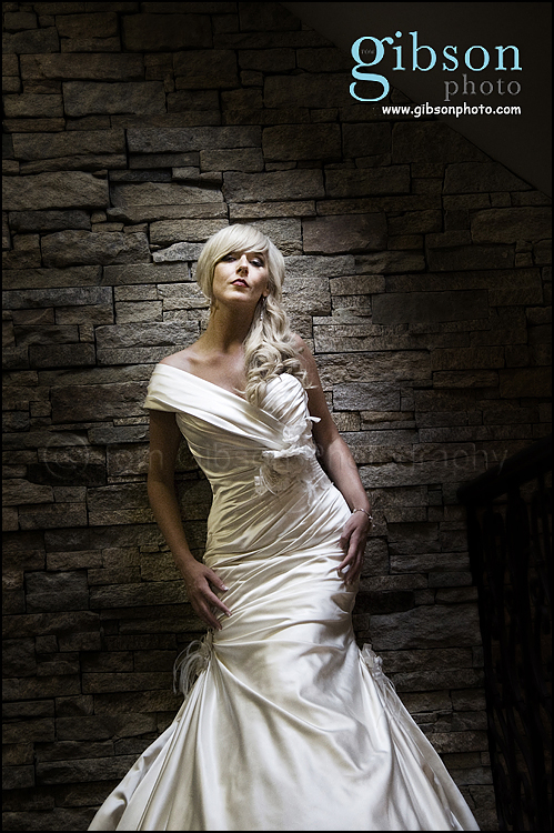 Dumfries Arms Hotel Wedding, beautiful portrait of the bride
