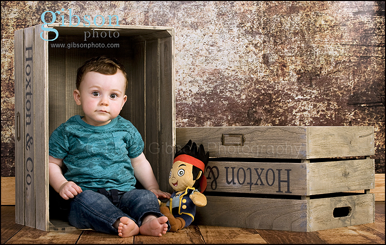 Ayrshire Baby Photographer cute baby photograph