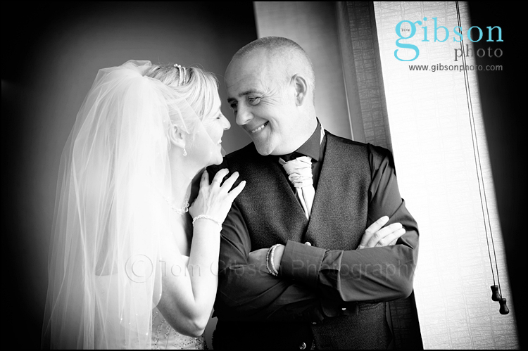 Ayr Wedding Photographer, Bride and Groom Photograph