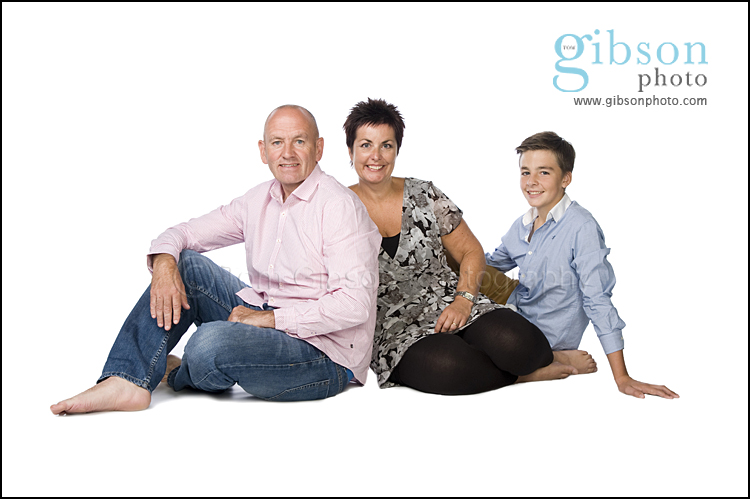 Family Photographer Ayrshire - group photograph