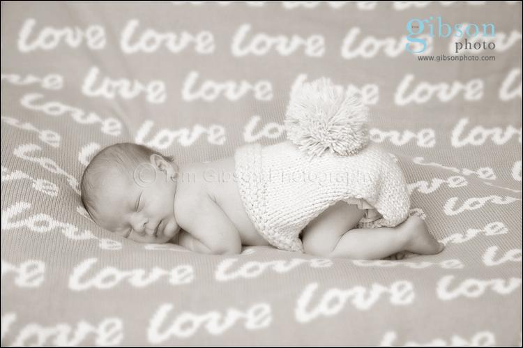 Baby Photographer Ayrshire Cute baby photograph
