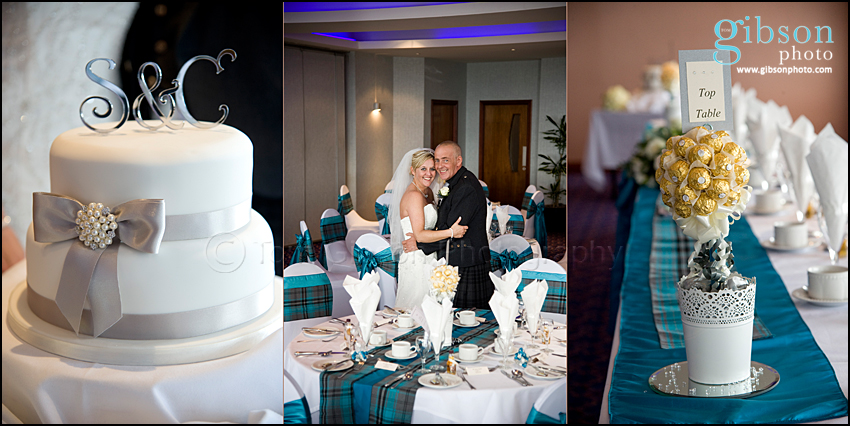 Wedding Photographer Ayrshire, Horizon Hotel wedding photographs
