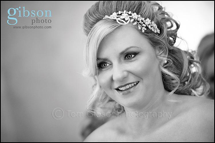 Bride Photograph - Corrine Smith Head Piece
