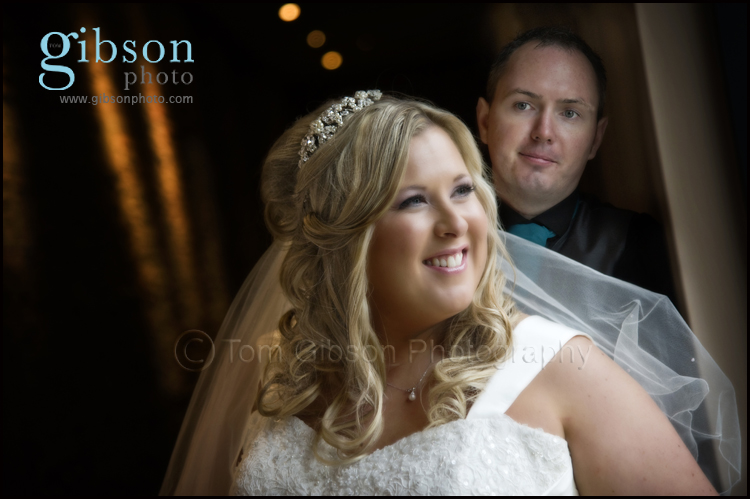 Bride and Groom Photograph Lochside Wedding Photographers