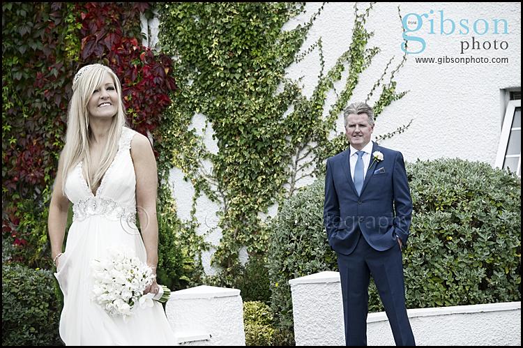 Highgrove Wedding Photographer Bride and Groom Photograph