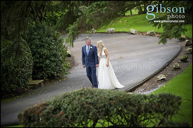 Highgrove House Hotel Wedding Photographer Bride and Groom Photograph