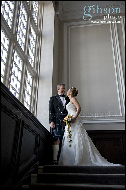Turnberry Hotel Wedding Photographer Bride and Groom Photograph