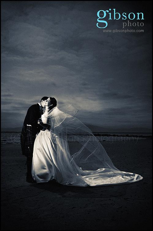 Wedding Photographer Seamill Hydro Hotel