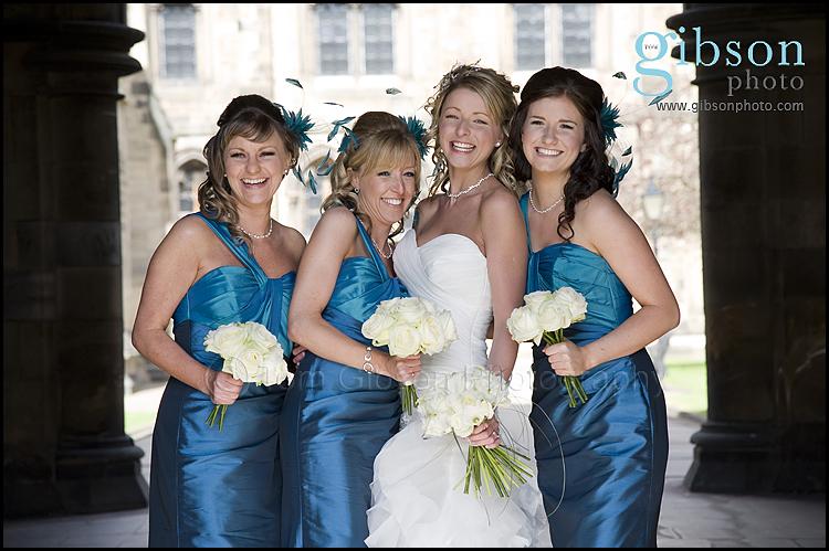 Wedding Photographer Glasgow University Chapel