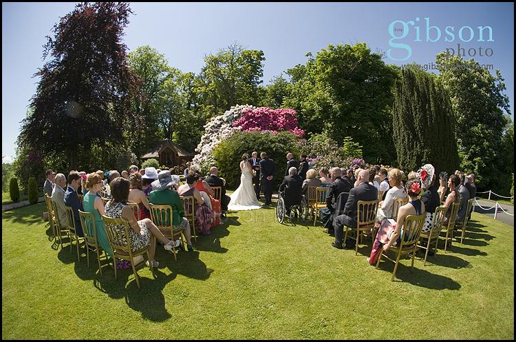 Wedding Photographer Enterkine House Hotel