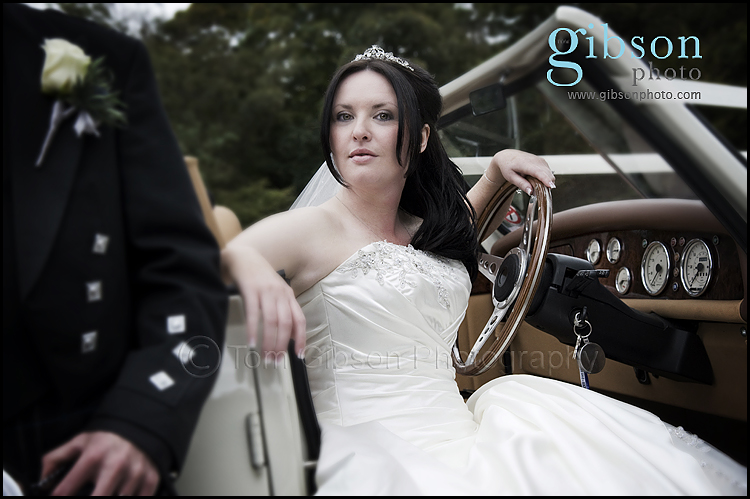 Lochgreen Wedding Photographer