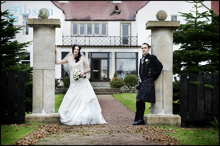 Lochgreen House Hotel Wedding Photography