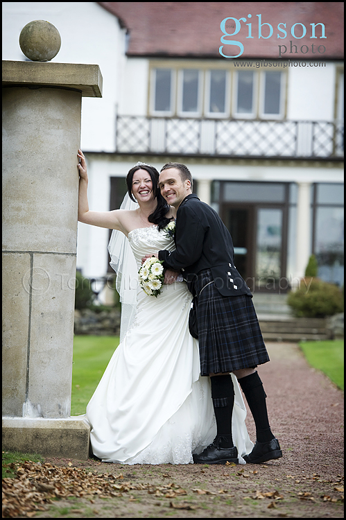 Wedding Photographer Lochgreen Troon