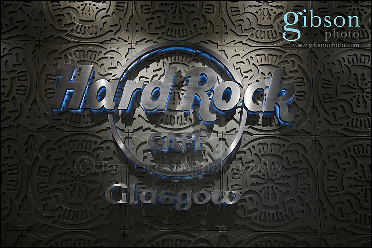 Hard Rock Cafe Glasgow