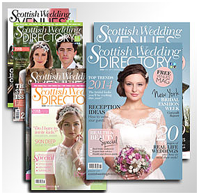 Scottish Wedding Directory January 2014 issue