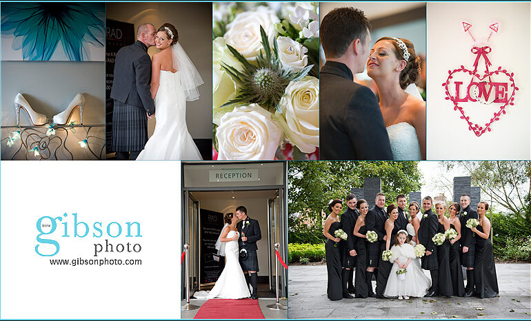 Carlton Hotel Wedding