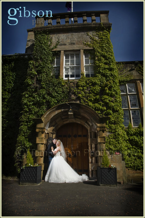 Dalmeny Park Hotel Wedding Photographer
