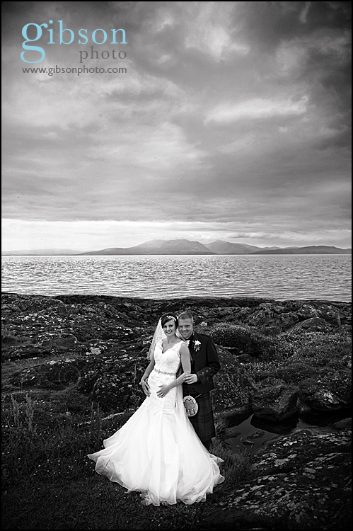Seamill Hydro Hotel Wedding – Allison & Garry