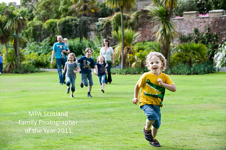 Family Photographer Scotland