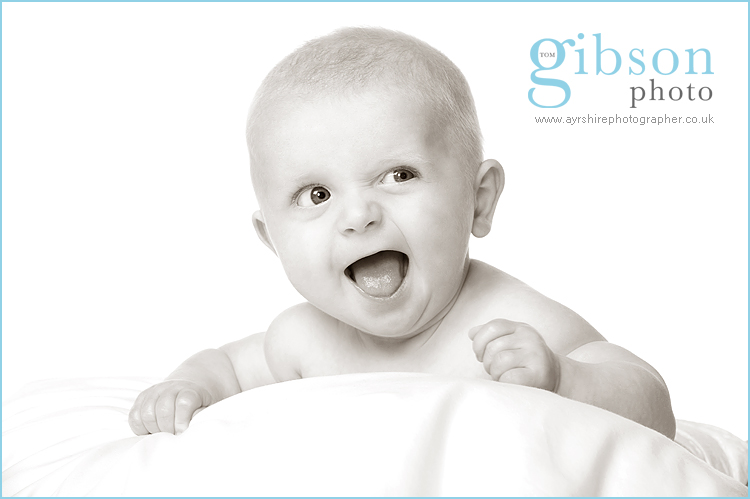 Baby Photographer Ayrshire