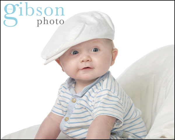 Ayrshire Baby Photographer 1st shoot