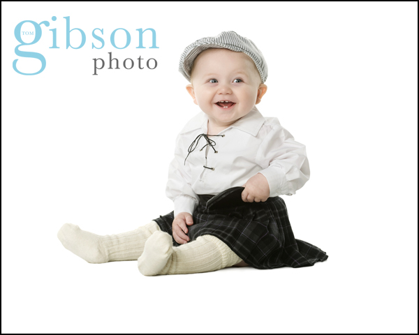 Ayrshire Baby Photographer 2nd photoshoot