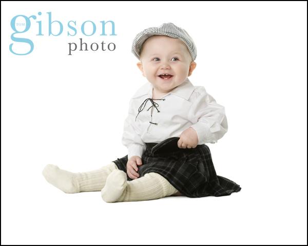 Ayrshire Baby Photographer 2nd photoshoot