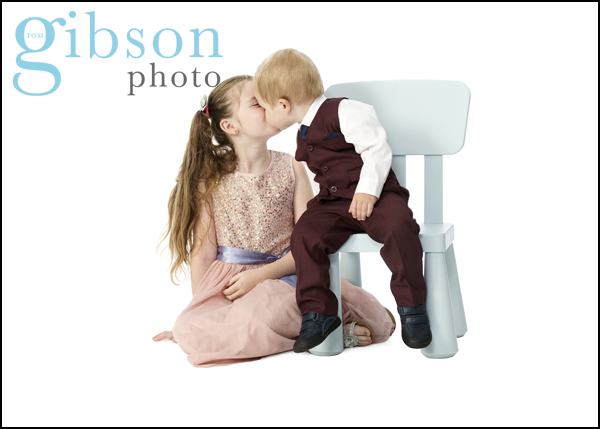 Ayrshire Baby Photographer 3rd photoshoot my big sister and me 2